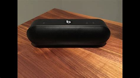 Beats Pill Plus Review + SOUND TEST - YouTube