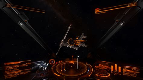 Finally made it out to Hutton orbital