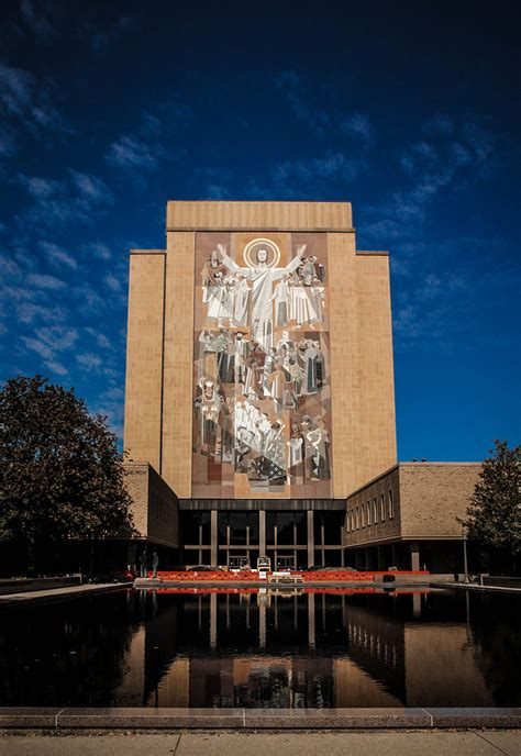 Hesburgh Library/Touchdown Jesus/Word of Life Mural   Flickr